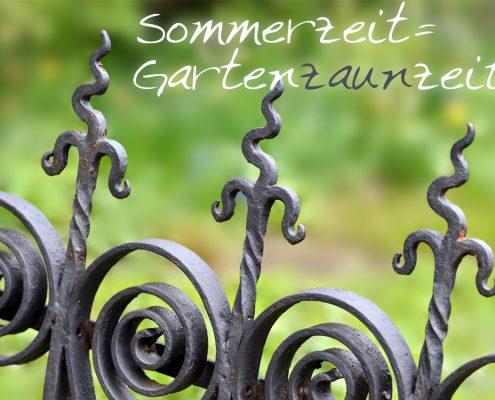 Bild Gartenzaun