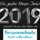 Neus Jahr 2019