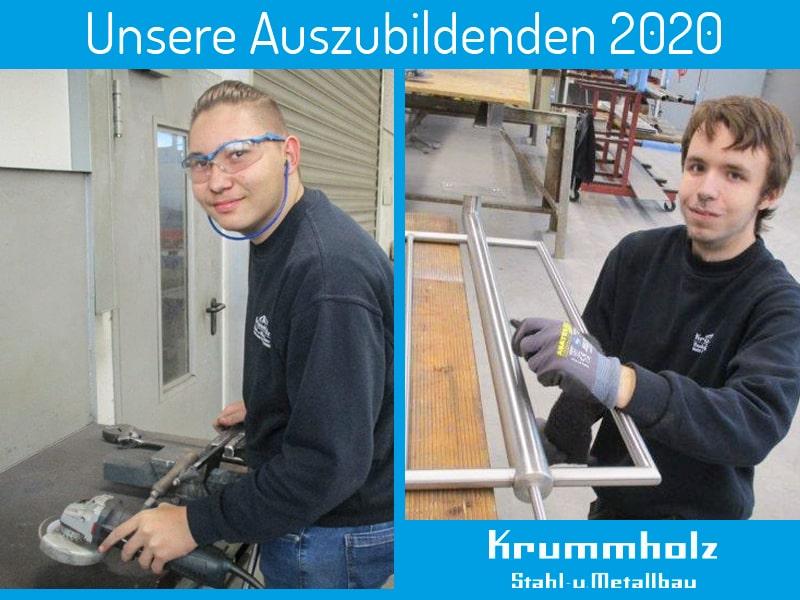 Krummholz Azubis 2020