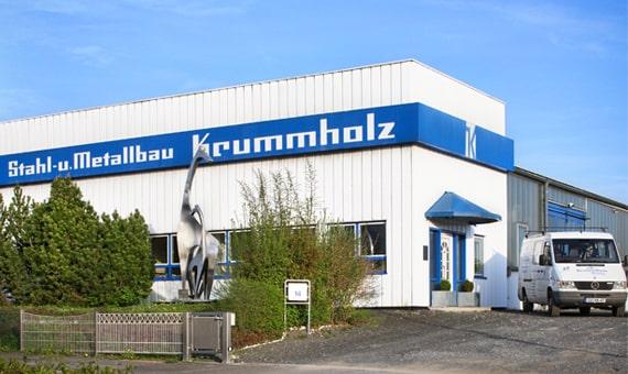 Krummholz Coburg Gebäude