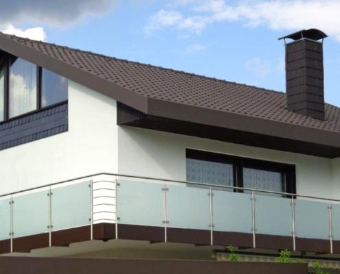 Hochwertiger Balkonbau