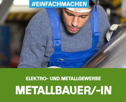 Ausbildung Metallbauer Coburg